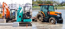 農業・建設機械関連製品